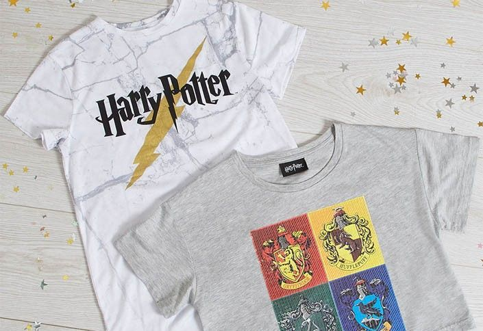 coleccion harry potter primark