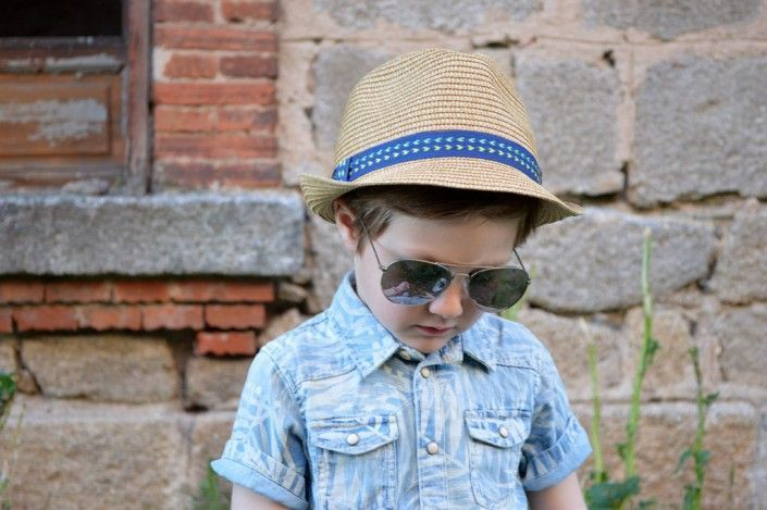 doble denim niños