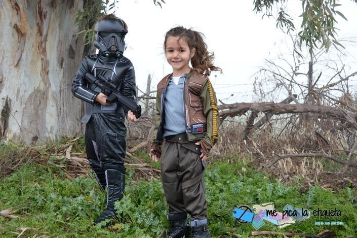 disfraces rogue one