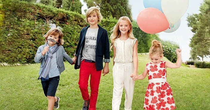 moda infantil low cost c and a